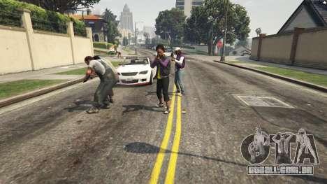 GTA 5 More crime mod 1.1a quinta imagem de tela