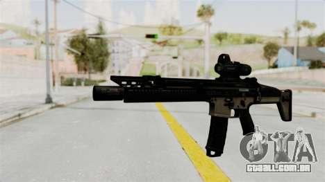 SCAR MK16 para GTA San Andreas