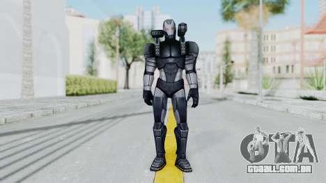 Marvel Future Fight - War Machine para GTA San Andreas segunda tela