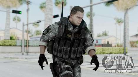 Battery Online Soldier 4 v2 para GTA San Andreas