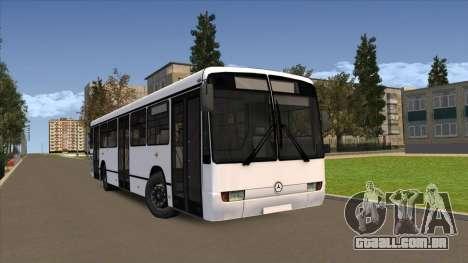 Mercedes-Benz O345 para GTA San Andreas