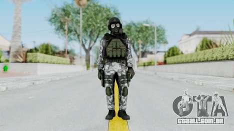 Black Mesa - HECU Marine v2 para GTA San Andreas segunda tela