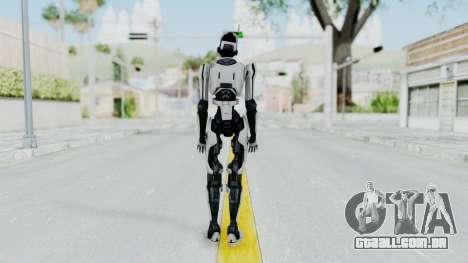 Mass Effect 2 Loki para GTA San Andreas terceira tela