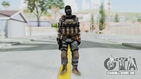 Battery Online Soldier 5 v3 para GTA San Andreas segunda tela