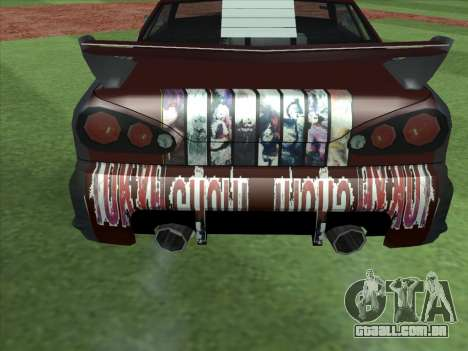 The Ghoul Elegy Vinyl (Beta) para GTA San Andreas vista interior