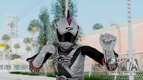 Power Rangers RPM - Silver para GTA San Andreas