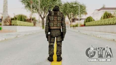 Hodeed SAS 11 para GTA San Andreas terceira tela