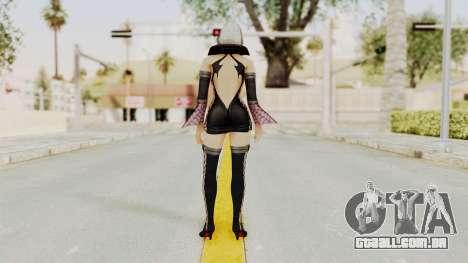 DoA5 Ultimate Christie Halloween 2013 v1 para GTA San Andreas