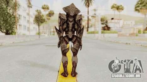 Mass Effect 3 Collector Awakened Adept MP para GTA San Andreas terceira tela