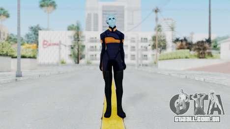 Mass Effect 1 Rana Thanoptis para GTA San Andreas segunda tela