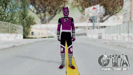 Power Rangers Jungle Fury - Wolf para GTA San Andreas segunda tela