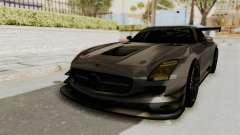 Mercedes-Benz SLS AMG GT3 PJ4