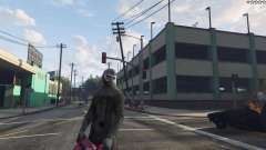 Amazing Spiderman - black suit para GTA 5