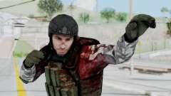 Black Mesa - Wounded HECU Marine v3