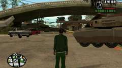 Eazy Vehicle Mod v1.0 para GTA San Andreas