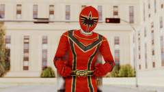 Power Rangers Mystic Force - Red