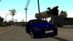 BMW M5 E60 v1.0 para GTA San Andreas