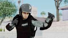 Gendarmerie, Que A Riot Pele