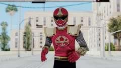 Power Rangers Ninja Storm - Crimson