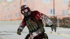 Black Mesa - Wounded HECU Marine Medic v2