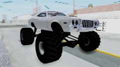 Ford Gran Torino 1972 Monster Truck