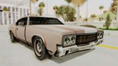 GTA Vice City - Sabre Turbo (Sprayable) para GTA San Andreas