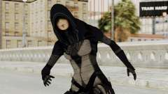 Mass Effect 2 Kasumi Black