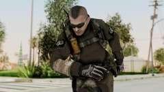 Battery Online Soldier 3 v2 para GTA San Andreas