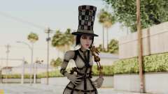 Alice LBL Hattress Returns