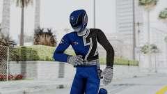 Power Rangers S.P.D - Blue para GTA San Andreas