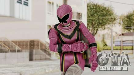 Power Rangers Mystic Force - Pink para GTA San Andreas