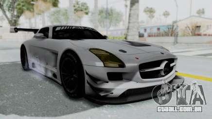 Mercedes-Benz SLS AMG GT3 PJ7 para GTA San Andreas