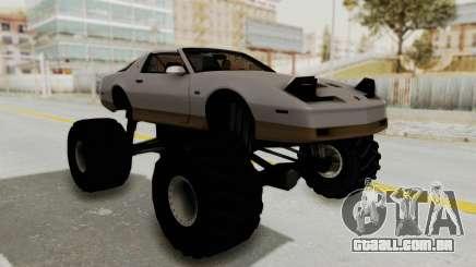 Pontiac Firebird Trans Am Monster Truck 1982 para GTA San Andreas