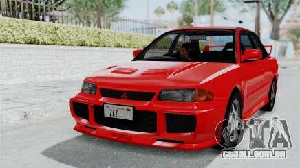 Mitsubishi Lancer Evolution III 1996 (CE9A) para GTA San Andreas