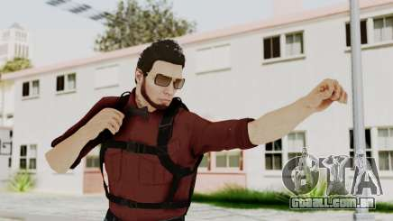GTA Online Skin Random 10 para GTA San Andreas