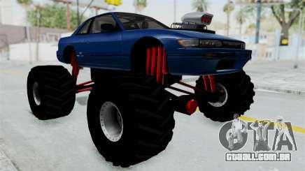 Nissan Silvia S13 Monster Truck para GTA San Andreas