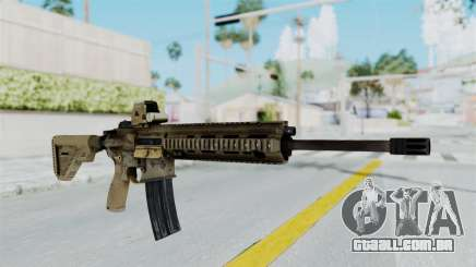 HK416A5 Assault Rifle para GTA San Andreas