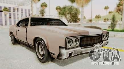 GTA Vice City - Sabre Turbo (Sprayable) para GTA San Andreas