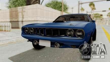 Plymouth Hemi Cuda 1971 Drag para GTA San Andreas
