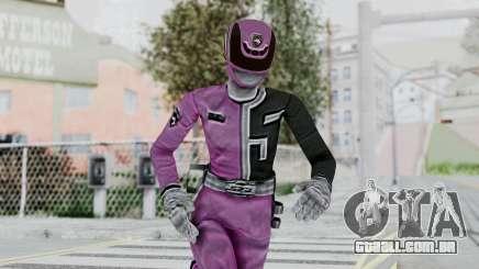 Power Rangers S.P.D - Pink para GTA San Andreas