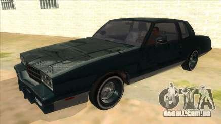 Chevrolet Monte Carlo 81 para GTA San Andreas