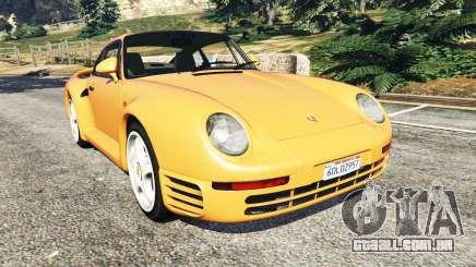 Porsche 959 1987 para GTA 5