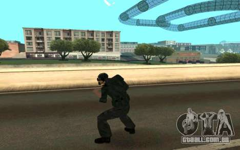 Campo minado para GTA San Andreas terceira tela