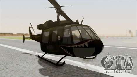 Castro V Attack Copter from Mercenaries 2 para GTA San Andreas