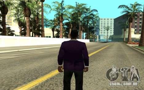 Jizzy para GTA San Andreas segunda tela