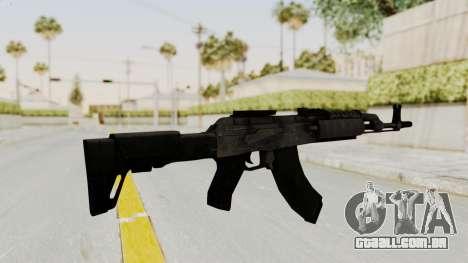 AK-47 Modern para GTA San Andreas terceira tela