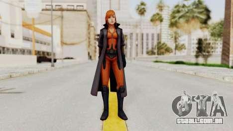 Marvel Future Fight - Elsa Bloodstone para GTA San Andreas segunda tela