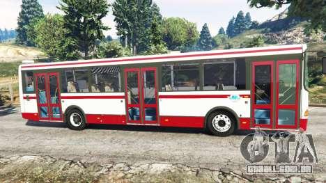 LiAZ-5256.53 para GTA 5