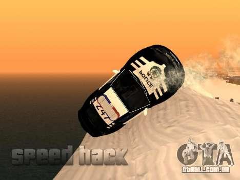 SpeedHack by Mishan para GTA San Andreas