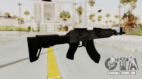 RSPN-101 (R-101C) para GTA San Andreas segunda tela